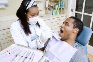 Seaside family dentist